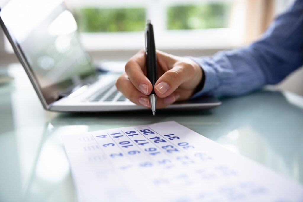 CRM kalendarz spotkań System RMA