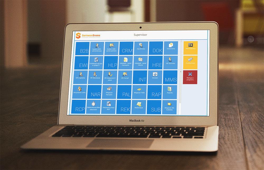 aplikacja bazy danych-Dedykowane aplikacje webowe