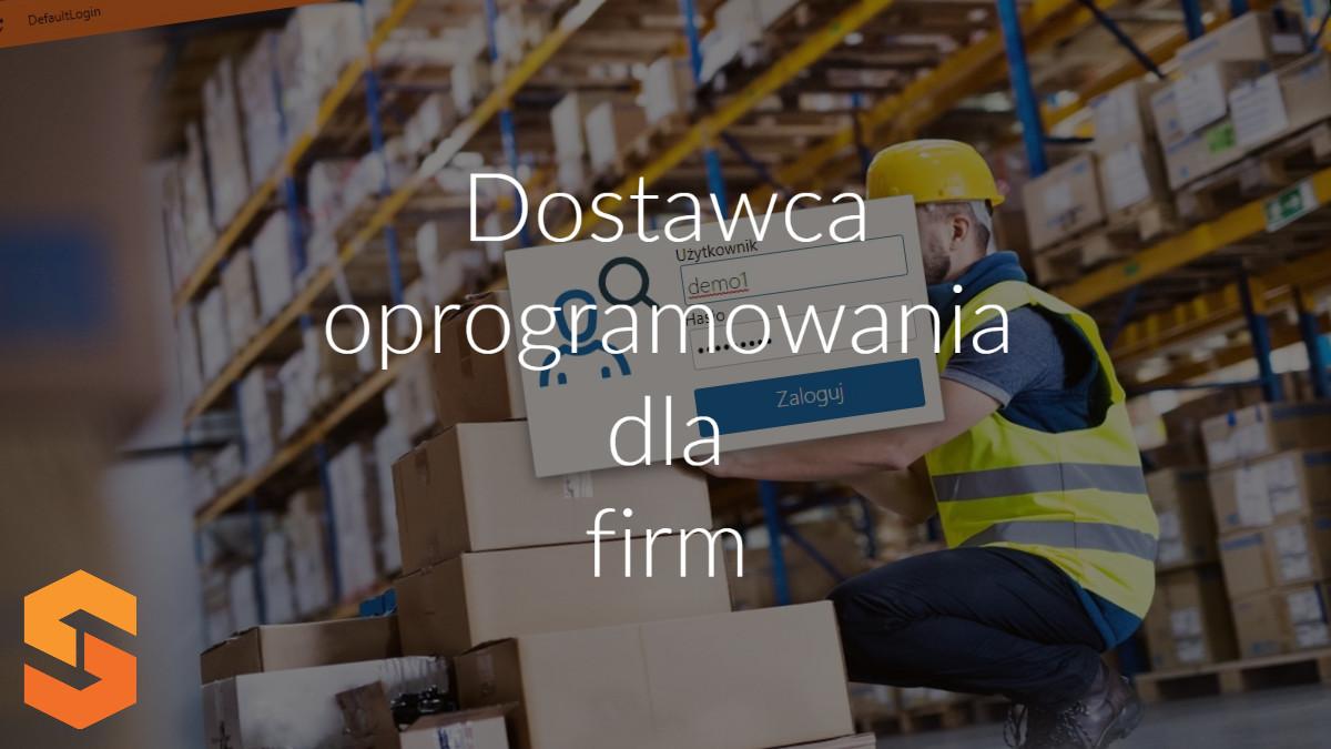Dostawca oprogramowania dla firm