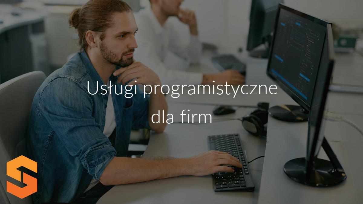 Usługi programistyczne dla firm