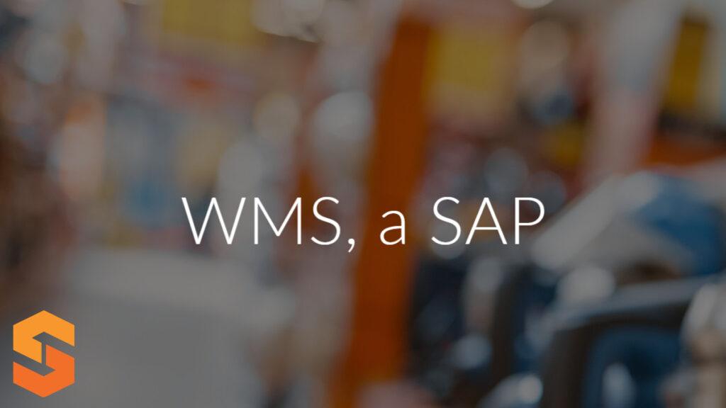WMS, a SAP